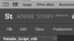 From Script to On Set Production with Adobe Story