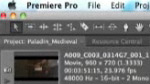 Accelerated Editing with Enhanced Speech Analysis in Premiere Pro CS5