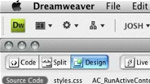 Editing a Dreamweaver Web Graphic in Adobe Photoshop