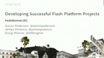 Delivering Successful Flash Platform Projects