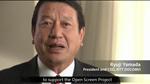 NTT DOCOMO CEO on Flash
