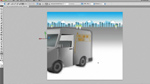 Animating 3-D Depth of Field in Photoshop CS5