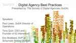 Digital Agency Best Practices Presented by SoDA