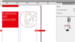 Seitenwerkzeug in InDesign CS5