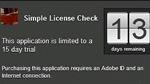 Simple Licensing