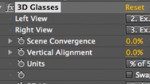 AE CS5.5: Stereo 3D Glasses Effect