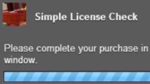 The License Manager Purchase Workflow