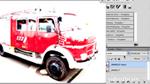 Grundsätzliche Funktion von Ebenen in Photoshop CS5