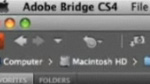 Bridge CS4 Helps You Save Time