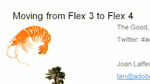 Moving from Flex 3 to Flex 4