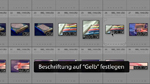 Beschriftung in Lightroom 3