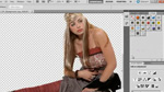 New in Photoshop CS5 - Cutout and Refine Edge