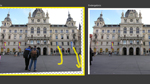 Photomerge-Szenenbereinigung in Photoshop Elements 7