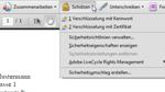 Sicherheit bei PDF-Dokumenten