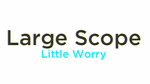 Large Scope/Little Worry