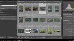 Überblick in Lightroom 3