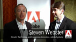 Interview of Steven Webster, Adobe Systems