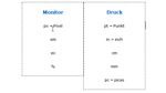 Maßeinheiten in Dreamweaver CS5
