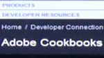 Learn about Adobe Cookbooks