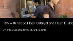 RIA Step-by-step #1 - RIA with Adobe Flash Catalyst CS5.5 and Flash Builder 4.5