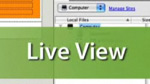 Dreamweaver's Live View Helps You Save Time