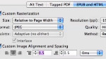 Using Object Export Options to Customize How Objects and Images Export to EPUB