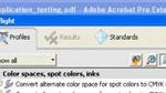 Preflighting PDFs