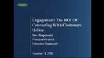 Engagement 2.0: The ROI of Connecting with Customers