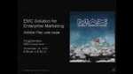 EMC: Enterprise Solutions for Managing Brand, Mkting Content