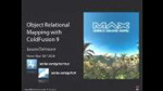 Relational Mapping in ColdFusion 9 by Jason Delmore