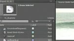 Getting Started: 04 Importing footage