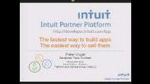 Build Your Business on Intuit's Platform as a Service