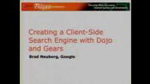 Side Search Engine by Gears with Brad Neuberg