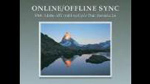 Synchronization online and offline with AIR by Ryan Stewart