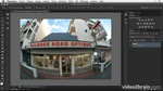 Adobe Photoshop CS6 : Déformations d'un objectif Fisheye