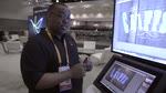 Adobe Illustrator CC Touch Type Tool on the NEW Wacom Cintiq 22HD Touch