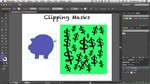 Creating a basic clipping mask