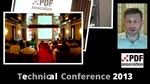 Duff Johnson on PDF Technical Conference 2013