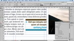 Adobe InDesign CC : Les filets de paragraphe