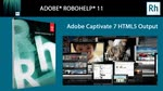 RoboHelp 11: Compatibility with Captivate 7