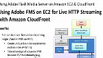 Flash Media Server on Amazon Web Services with CloudFront CDN
