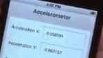PhoneGap: Accelerometer API