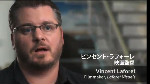 ビンセント・ラフォーレ「キヤノンC300撮影からのワークフロー」