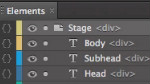 Anatomy of an Edge Animate Project