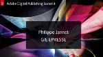 Matinée Medias - Vision de Philippe Jannet GIE EPRESSE