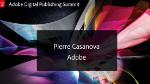 Matinée Médias - Adobe en quelques mots