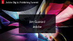Après Midi Entreprises - Introduction & Vision Adobe