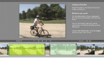 Speed up or slow down video segments with Time Remapping