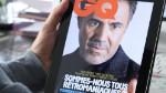 Reportage : Conde Nast et le projet GQ sur tablette