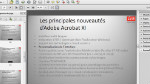 Adobe Acrobat XI : Personnalisation UI